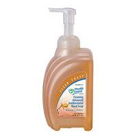 Kutol 21378 Health Guard 950 mL Foaming Advanced Antibacterial Hand Soap Clean Shape Bottle   - 8/Case