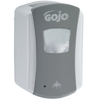 GOJO® 1384-04 LTX-7 700 mL Gray Touchless Hand Soap Dispenser