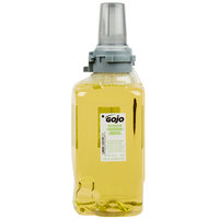 GOJO® 8813-03 ADX 1250 mL Citrus Ginger Foam Hand & Showerwash - 3/Case