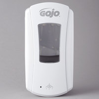 GOJO® 1980-04 LTX-12 1200 mL White Touchless Hand Soap Dispenser
