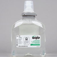 GOJO® 5665-02 TFX 1200 mL Green Certified Foam Hand Soap - 2/Case