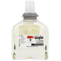 GOJO® 5369-02 TFX 1200 mL E2 Foam Hand Soap with PCMX - 2/Case