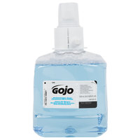 GOJO® 1940-02 LTX 1200 mL Foaming Antimicrobial Hand Soap with PCMX - 2/Case