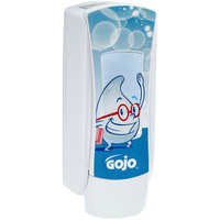 GOJO® 8882-06 ADX-12 1250 mL Education / White Hand Soap Dispenser