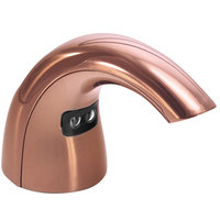GOJO® 8570-01 CXT Rose Gold Counter Mount Touchless Hand Soap Dispenser