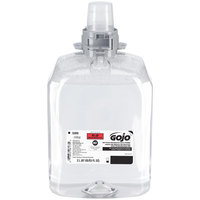 GOJO® 5269-02 FMX-20 E2 2000 mL Fragrance Free Foaming Hand Soap with PCMX   - 2/Case