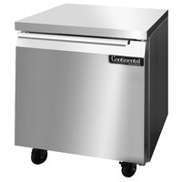 Continental Refrigerator SW32 32 inch Undercounter Refrigerator - 9 cu. ft.