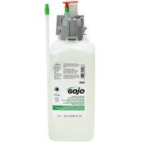 GOJO® 8565-02 CX Series Green Certified 1500 mL Fragrance Free Foaming Hand Soap - 2/Case