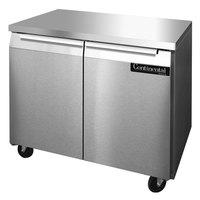 Continental Refrigerator SW36 36 inch Undercounter Refrigerator