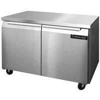 Continental Refrigerator SWF48 48 inch Undercounter Freezer