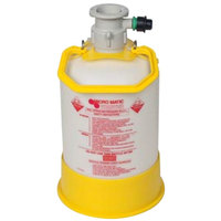 Micro Matic M5-801147 1.3 Gallon Beer Tap Cleaning Bottle for D Style Systems
