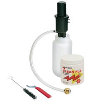 Micro Matic CK-1100 Beer Dispenser Cleaning Kit with 1 Qt. Bottle