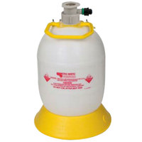 Micro Matic M15-808051 3.9 Gallon Beer Tap Cleaning Bottle for G Style Systems
