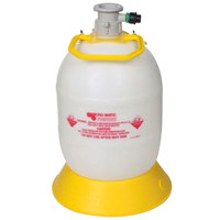 Micro Matic M15-808033 3.9 Gallon Beer Tap Cleaning Bottle for S Style Systems