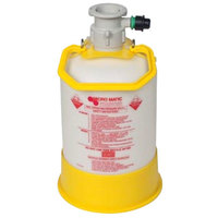 Micro Matic M5-808033 1.3 Gallon Beer Tap Cleaning Bottle for S Style Systems