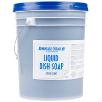 Advantage Chemicals 5 gallon / 640 oz. Liquid Dish Soap