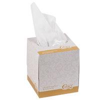 Choice 2-Ply Facial Tissue Cube - 36/Case