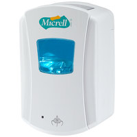 Micrell® 1390-04 LTX-7 700 mL White Touchless Hand Soap Dispenser