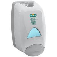 Micrell® 5170-06 FMX-12 1250 mL Dove Gray Manual Hand Soap Dispenser - 6/Case