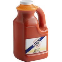 Crystal 1 Gallon Chef's Recipe Garlic Hot Sauce - 4/Case