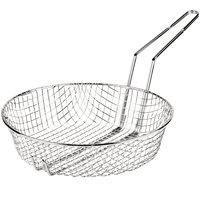 12 inch Round Coarse Mesh Culinary Basket