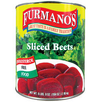 Furmano's Sliced Beets #10 Can