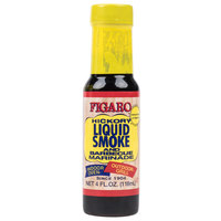 Figaro 4 oz. Hickory Liquid Smoke and Marinade - 12/Case