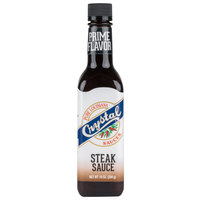 Crystal 10 oz. Original Steak Sauce - 12/Case