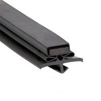 True 810786 Equivalent Magnetic Door Gasket - 24 3/16 inch x 29 1/4 inch