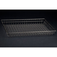 16 inch x 26 inch Wire Bagel / Pastry Basket