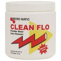 Micro Matic CFP-1 16 oz. Clean Flo Powder