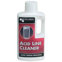 Micro Matic MM-A68 68 oz. Acid Beer Line Cleaner - 6 / Case