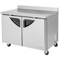 Turbo Air TWR-48SD Super Deluxe 48 inch Worktop Refrigerator