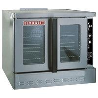 Blodgett DFG-100-ES Premium Series Natural Gas Replacement Base Unit Full Size Convection Oven - 45,000 BTU