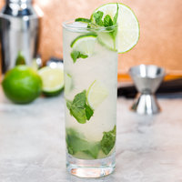 Acopa 11.5 oz. Straight-Sided Mojito Glass   - 12/Case