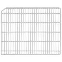 Turbo Air P0178K0100 Left White Coated Wire Shelf - 22 3/4 inch x 23 3/4 inch