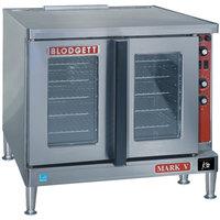 Blodgett Mark V-100 Premium Series Additional Model Full Size Electric Convection Oven - 220/240V, 1 Phase, 11 kW