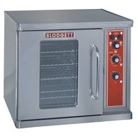 Blodgett CTB Premium Series Replacement Base Unit Half Size Electric Convection Oven with Left-Hinged Door - 208V, 3 Phase, 5.6 kW