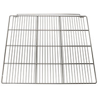 Turbo Air 30278Q0210 Stainless Steel Wire Shelf - 23 1/2 inch x 24 11/16 inch