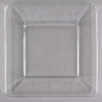 Libbey 1794709 Tempo 8 inch Square Plate   - 12/Case