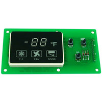 Turbo Air 30242R0100 PCB Board with Built-in Display