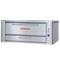 Blodgett 1048 Natural Gas Replacement Base Unit Pizza Deck Oven - 85,000 BTU