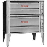 Blodgett 961/951 Liquid Propane Double Deck Oven with Vent Kit - 75,000 BTU