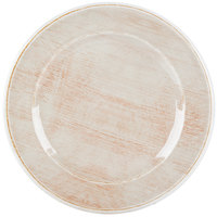 Carlisle 6400770 Grove 7 inch Adobe Round Melamine Bread and Butter Plate - 12/Case