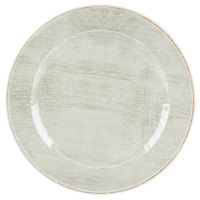 Carlisle 6400746 Grove 7 inch Jade Round Melamine Bread and Butter Plate - 12/Case