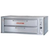 Blodgett 911P Natural Gas Compact Replacement Base Unit Pizza Deck Oven - 27,000 BTU