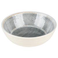 Carlisle 6400518 Grove 17 oz. Smoke Small Melamine Bowl - 12/Case