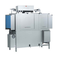 Jackson AJX-66 Vision Conveyor Low Temperature Dishwasher - Left to Right, 208V, 3 Phase