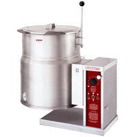 Blodgett KTT-10E 10 Gallon Countertop Tilting Electric Steam Jacketed Kettle - 12 kW