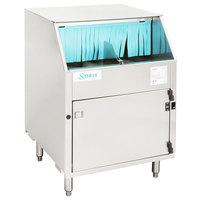 Noble Warewashing CG Electric Carousel Type Underbar Glass Washer - 115V
